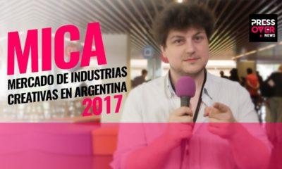 MICA 2017 Mercado de Industrias Creativas en Argentina