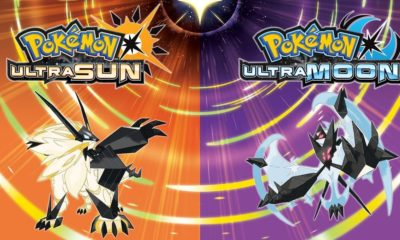 Pokemon Ultra Sun y Ultra Moon