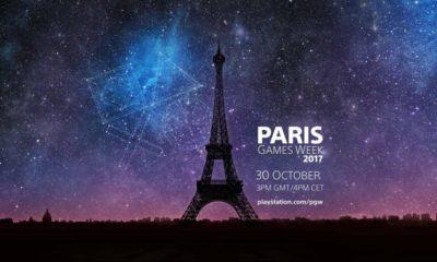 Paris Game Week PlayStation