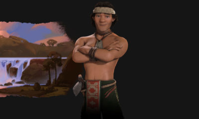 mapuches en Civilization 6