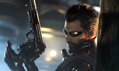 Deus Ex Mankind Divided Adam Jensen PS Plus