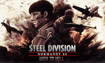 Steel Division Back to Hell DLC key art