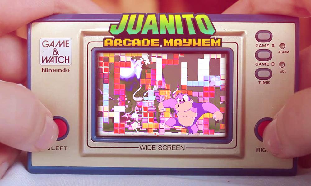 Juanito Arcade