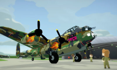 Bomber Crew review portada