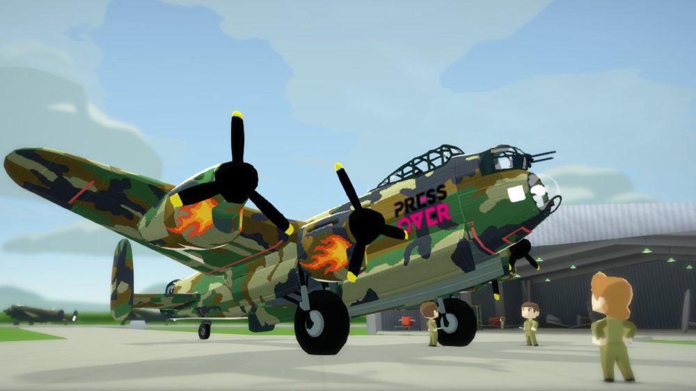 Bomber Crew review portada