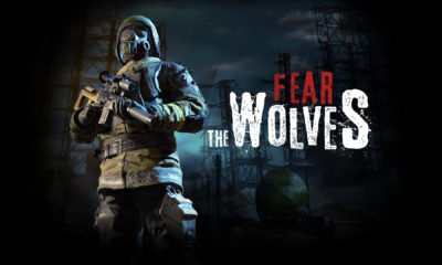 Fear the Wolves key art