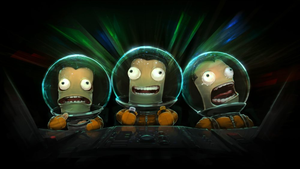 Kerbal Space Program Making History