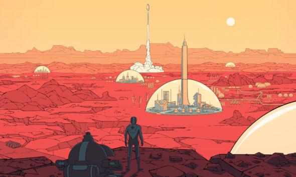 Surviving Mars preventa review