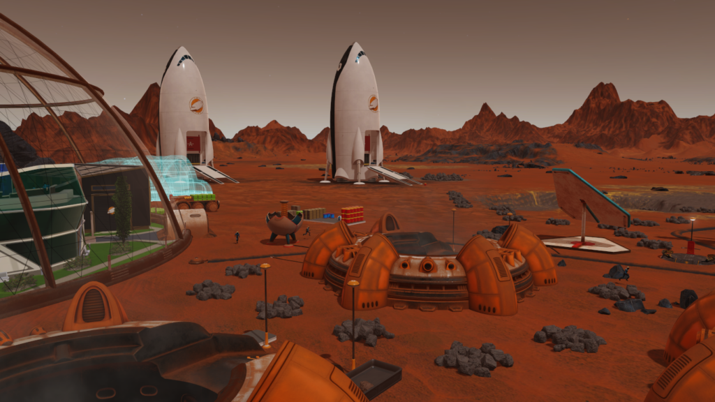 Surviving Mars - Monolitos
