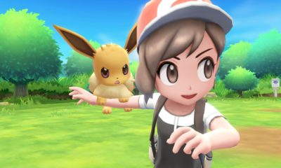 Let's Go Pikachu pokémon