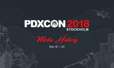 PDXCON 2018 live stream