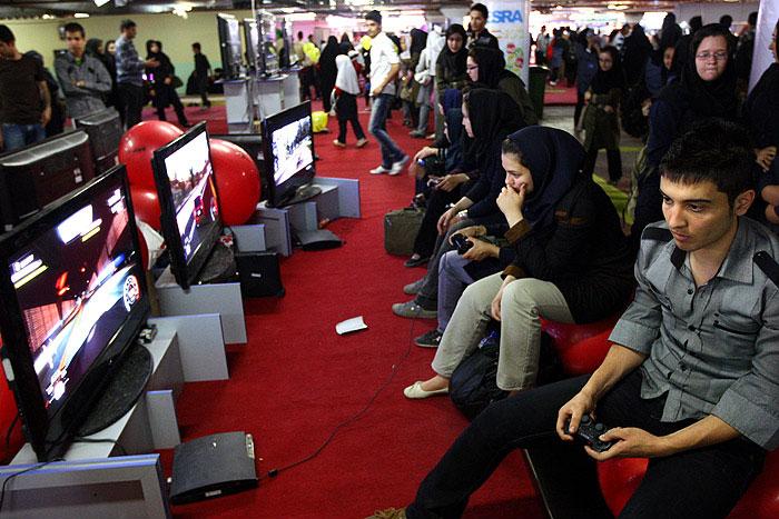 videojuegos en Irán