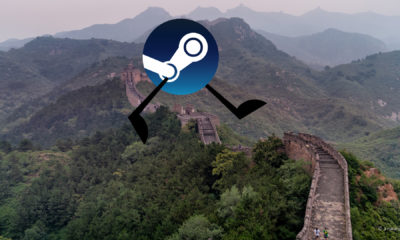 Steam en China