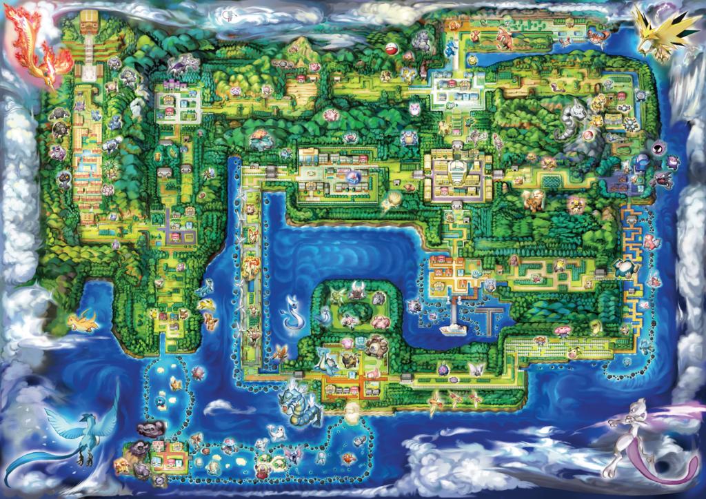 mapa de kanto