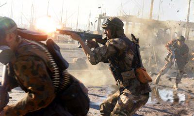 Battlefield V Rotterdam