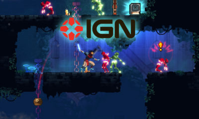 ign review plagiada dead cells
