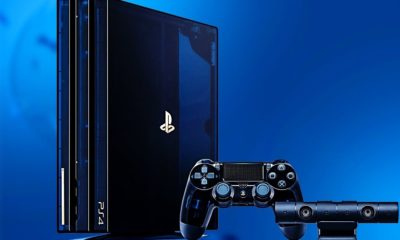 PlayStation 4 Pro 500 Million Limited Edition