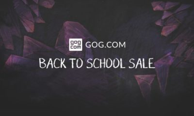 GOG Back to School Sale