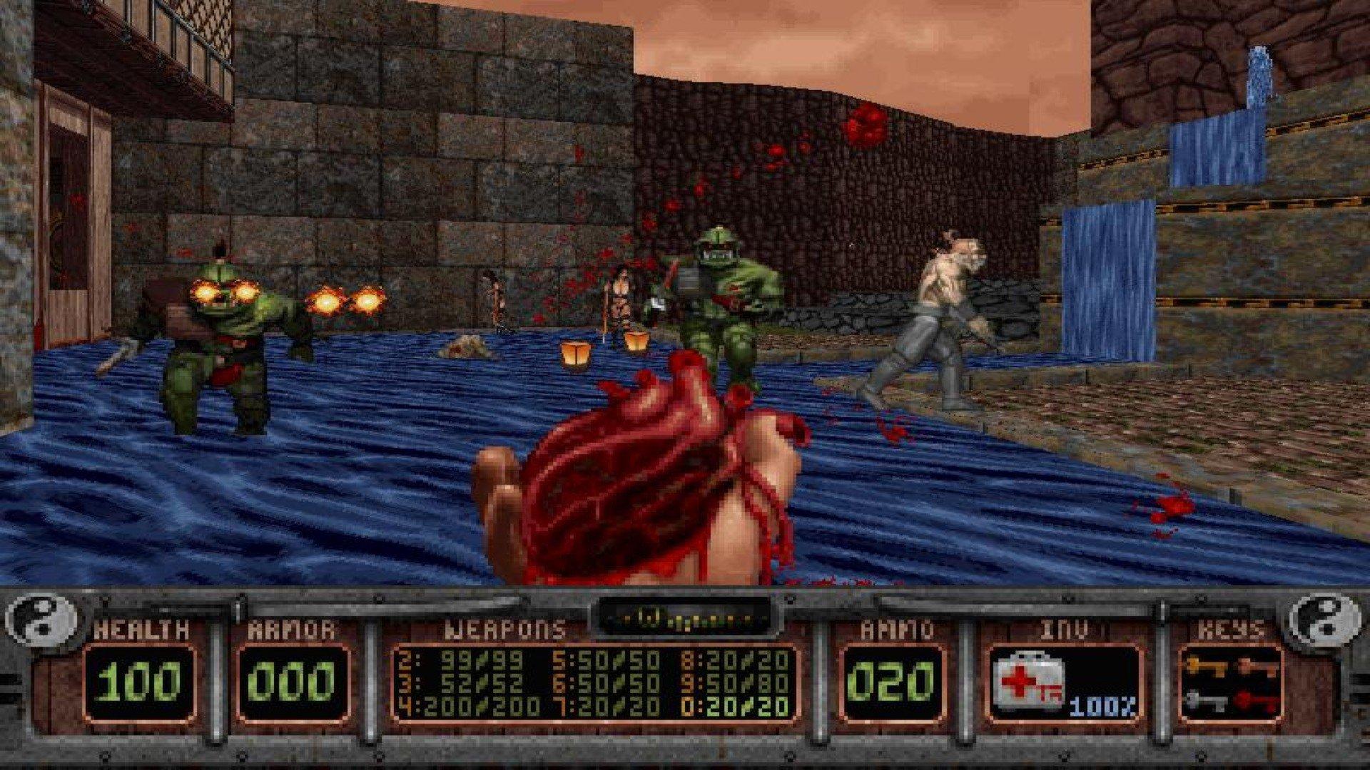 Shadow Warrior Classic en GOG