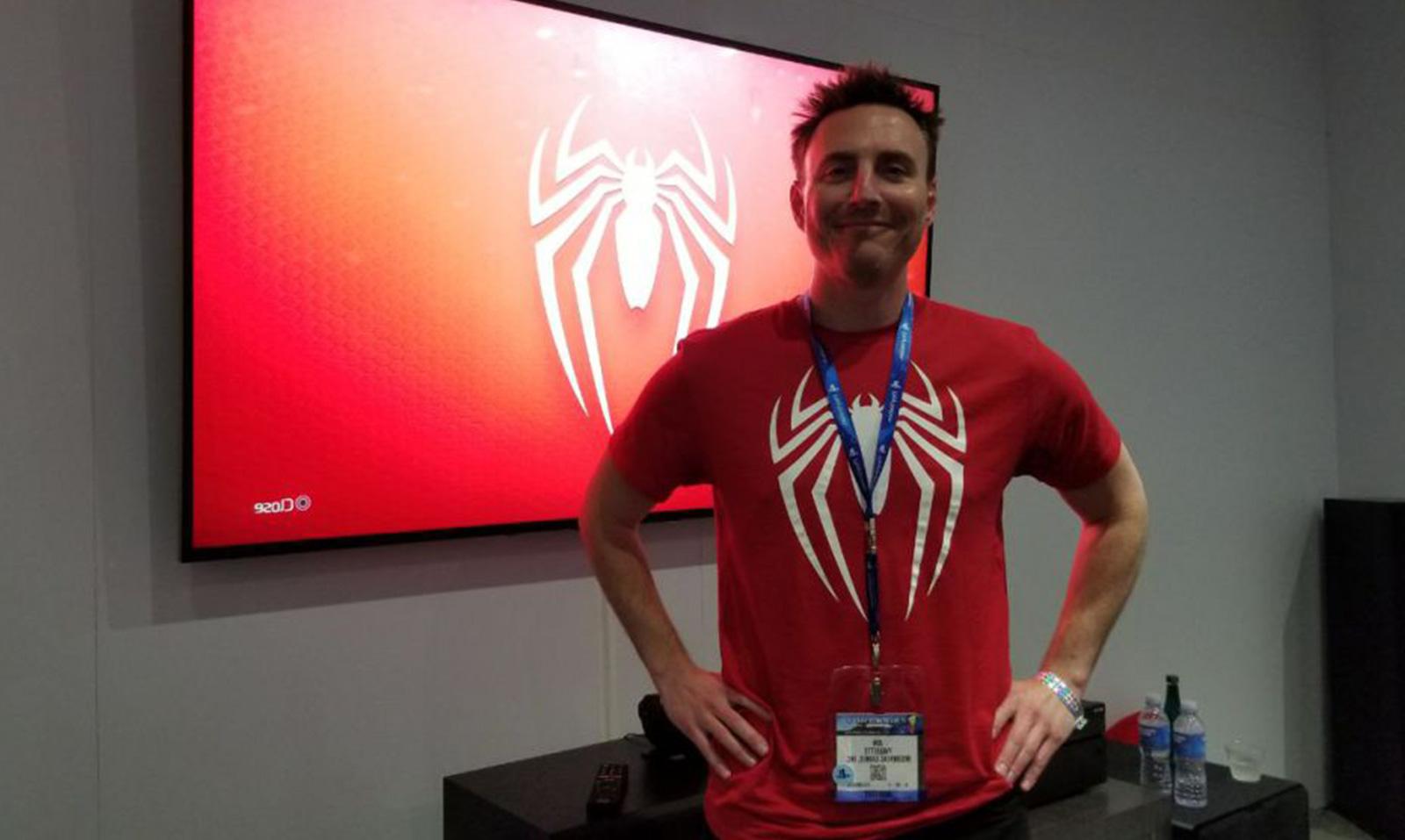 jon paquette spider-man