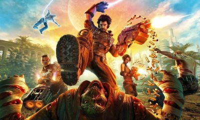 Bulletstorm PS Plus Games noviembre