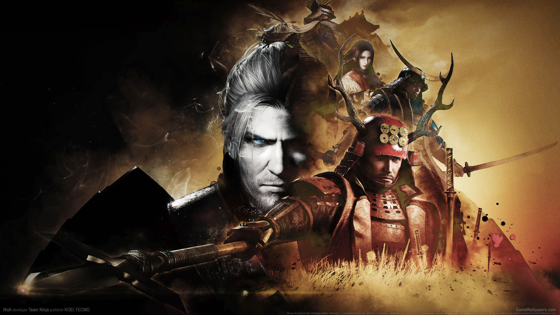 Nioh Solo en PlayStation Sale