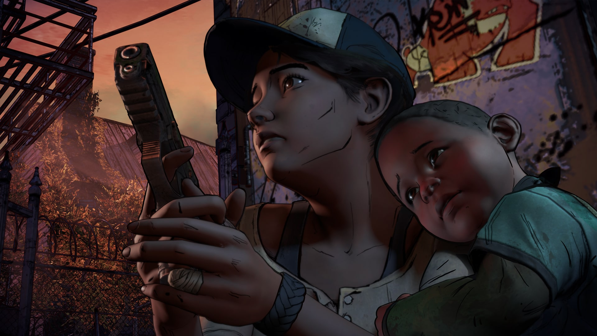 Telltale The Walking Dead Skybound