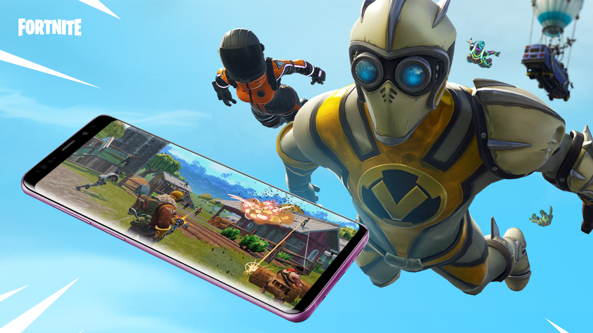 Fortnite en Android