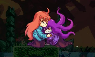 Celeste en los Games With Gold de enero