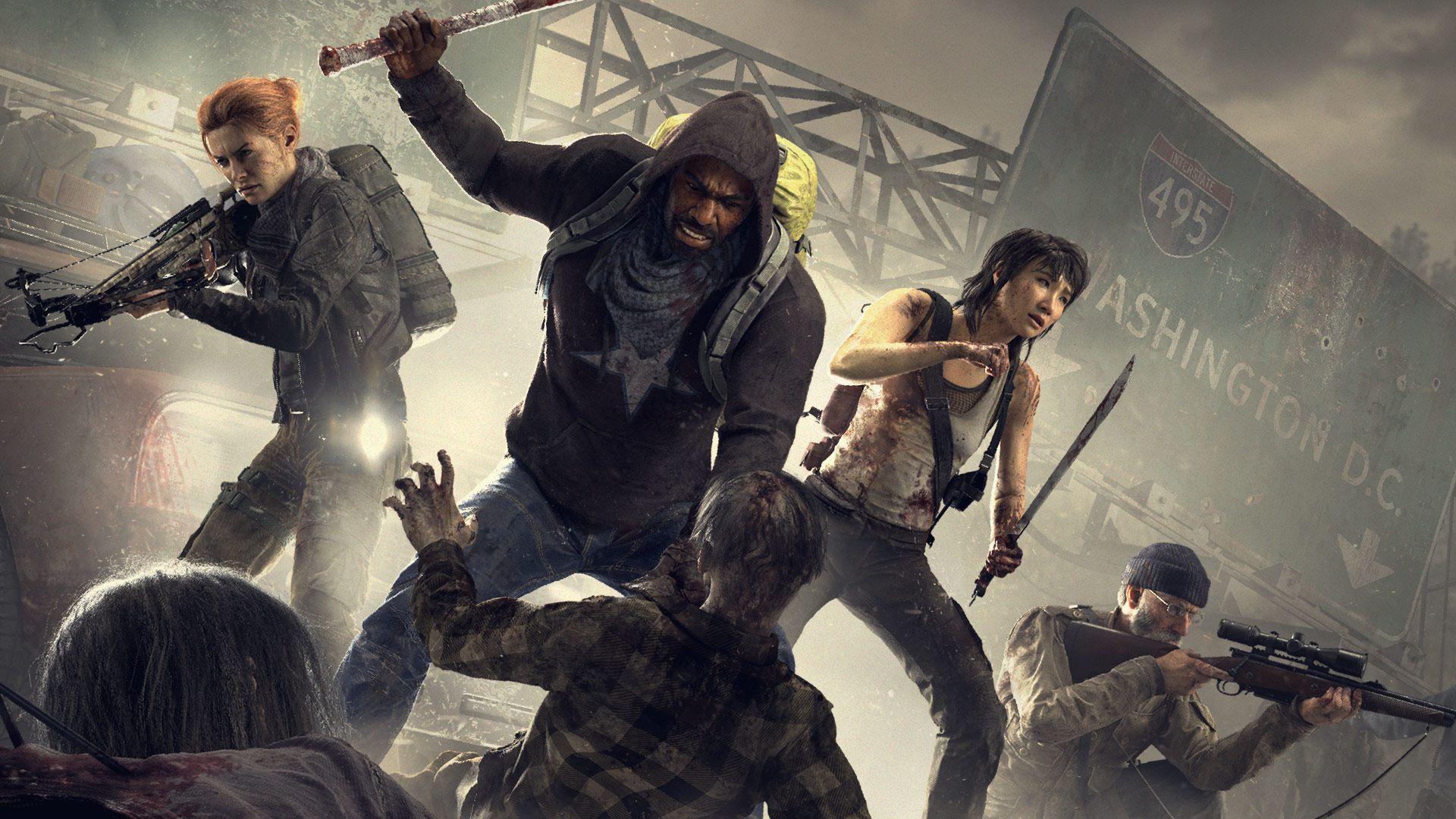 The Walking Dead - Starbreeze