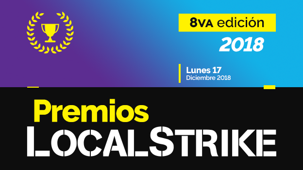 Premios Local Strike