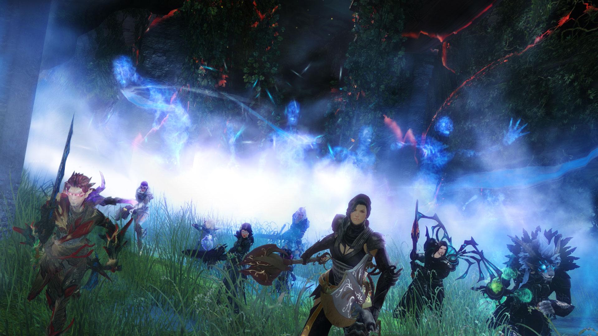 Guild Wars 2 - ArenaNet