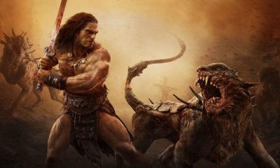 Conan Exiles - PS Plus Games abril