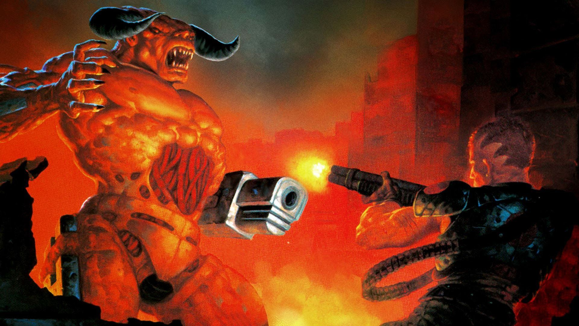 Romero Games Doom
