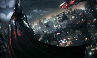 Batman Arkham Knight - PS Plus Games septiembre