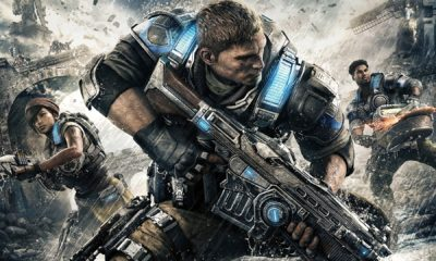 Gears of War 4 Games with Gold agosto