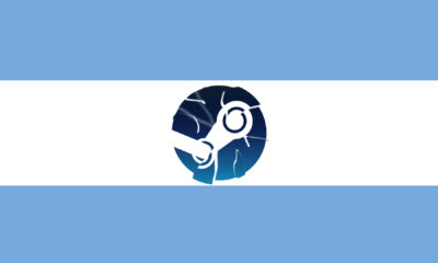 Steam pesos argentinos