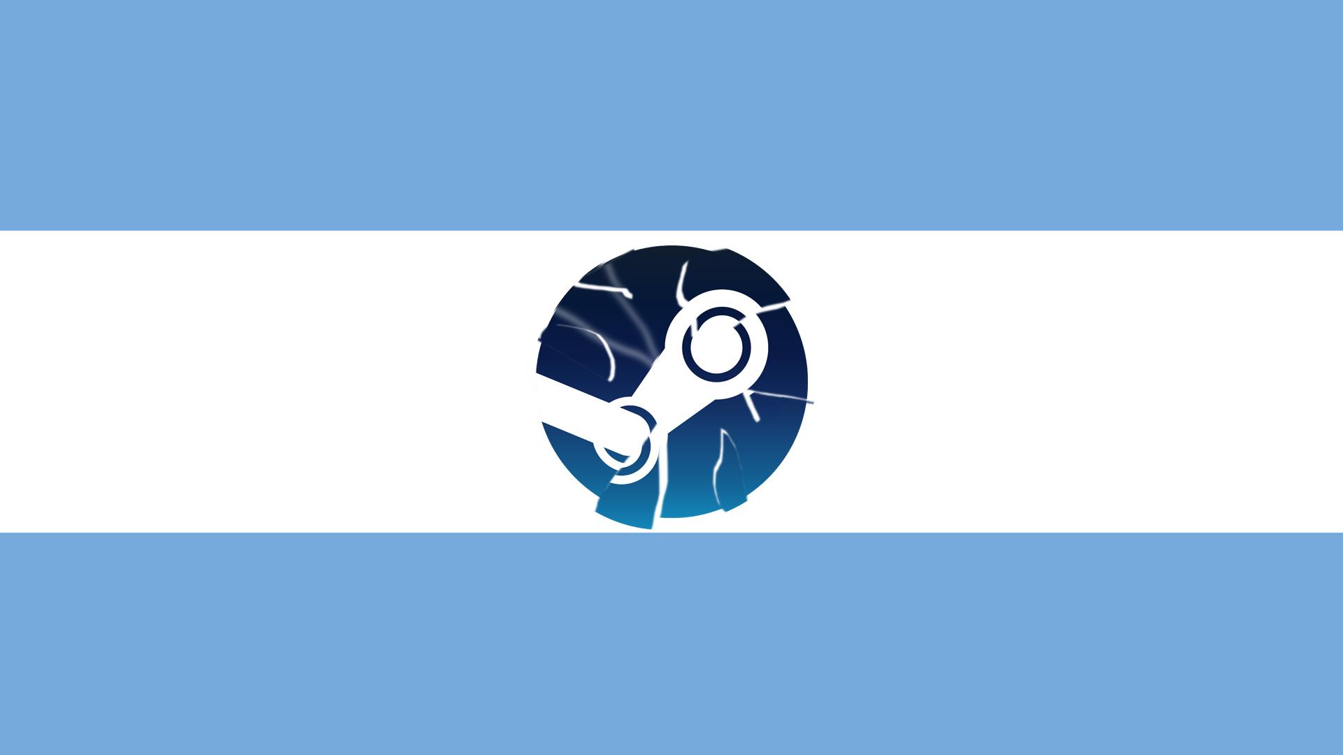 Steam pesos argentinos