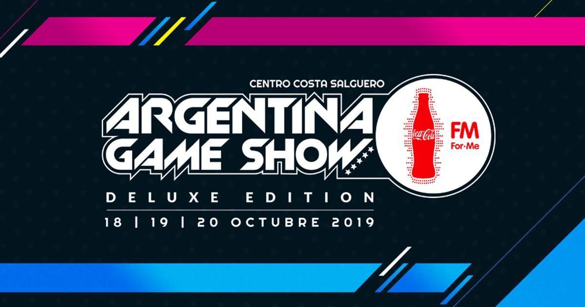 Argentina Game Show 2019