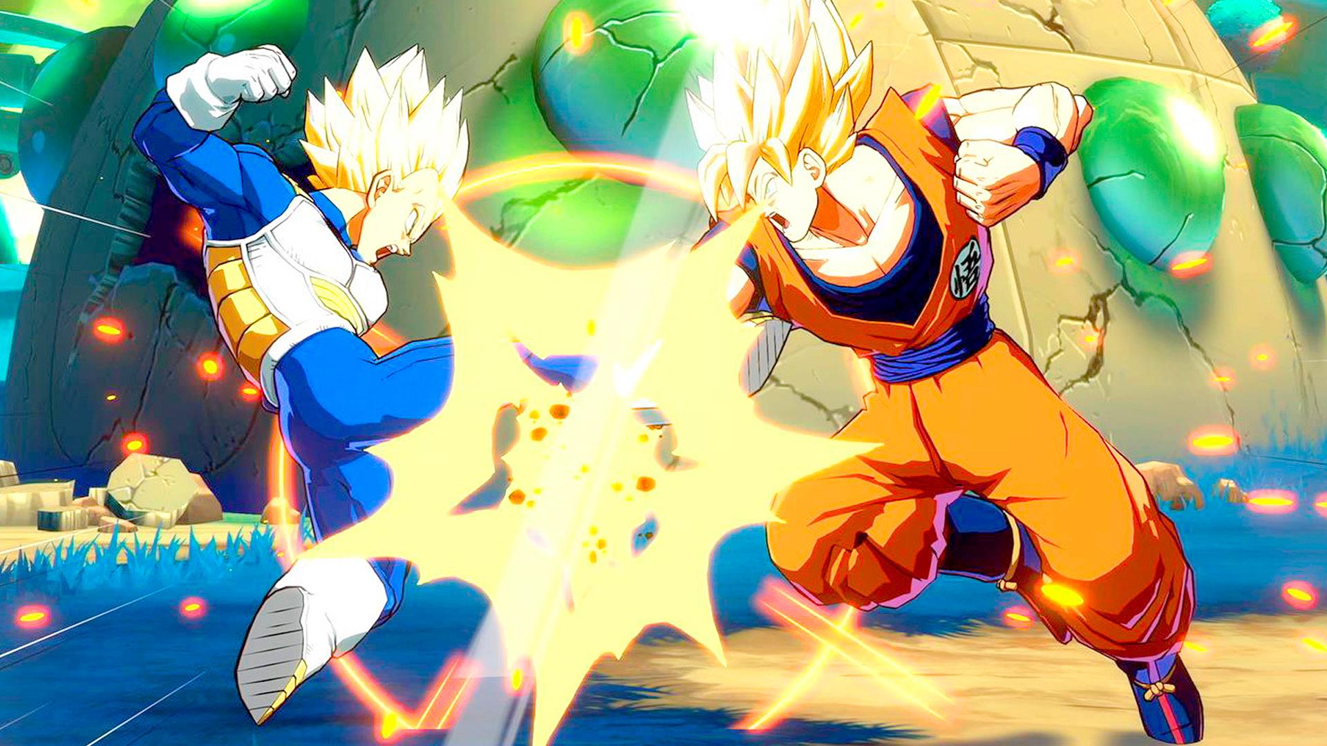 Dragon Ball Fighter Z Fidelidad Brutal Pressovernews
