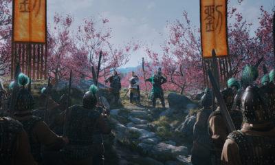 Total War Three Kingdoms trailer
