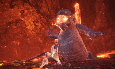 monster hunter world elder dragon