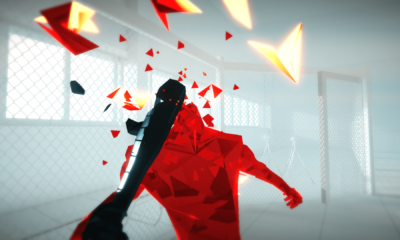 SuperHot Games with Gold marzo 2018