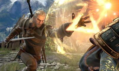 Geralt of Rivia en Soulcalibur VI