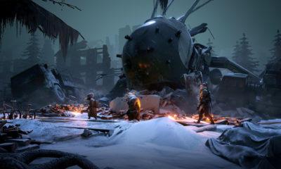 Mutant Year Zero gameplay