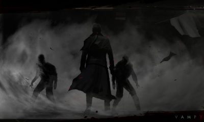 Vampyr 55 minutos de gameplay