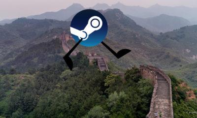 Steam en China