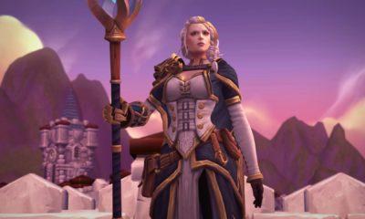Jaina Proudmoore World of Warcraft Battle for Azeroth