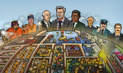 Prison Architect Games with Gold