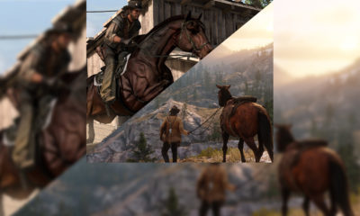 red dead redemption 2 comparacion
